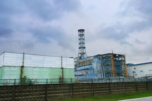 Reactor 4, Chernobyl Nuclear Power Plant