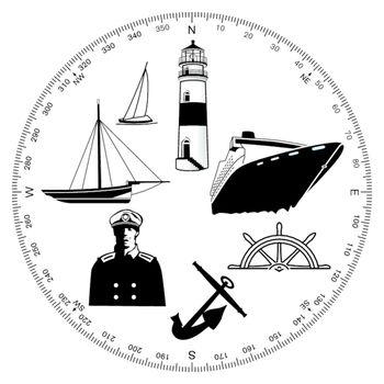 Maritime symbols