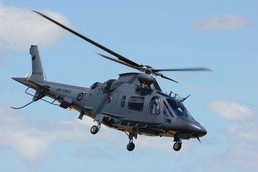 Augusta Westland helicopter