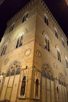 Florence - Church of Orsanmichele.