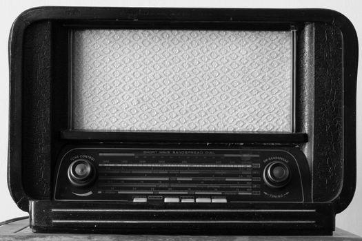 Antique Radio Tuner