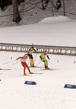 Biathlon World Championships 2012