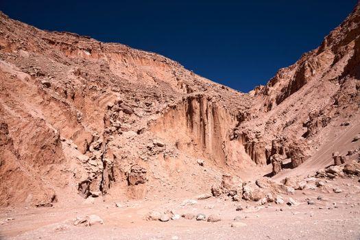 Valle de la Muerte (Death Valley), Atacama desert, Chile