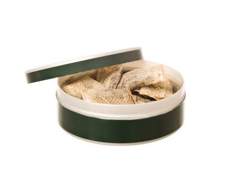 Box of snuff