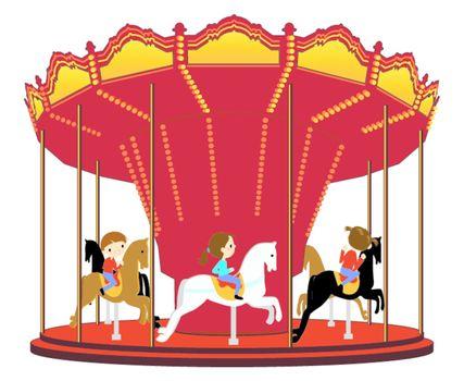 children s carousel