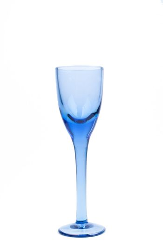 Liquor glass isolated