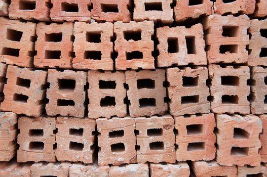 brick, construction material