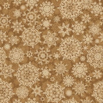 Seamless retro christmas texture pattern. EPS 8