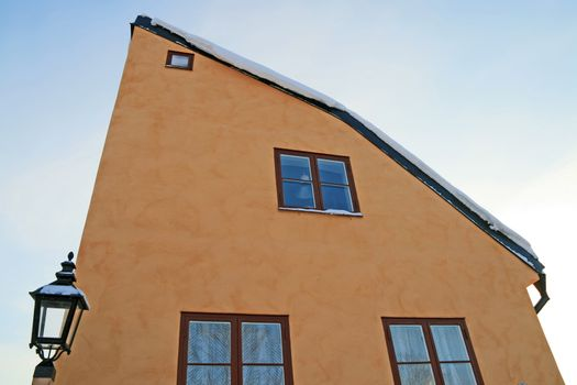 Residential architecture in Stockholm