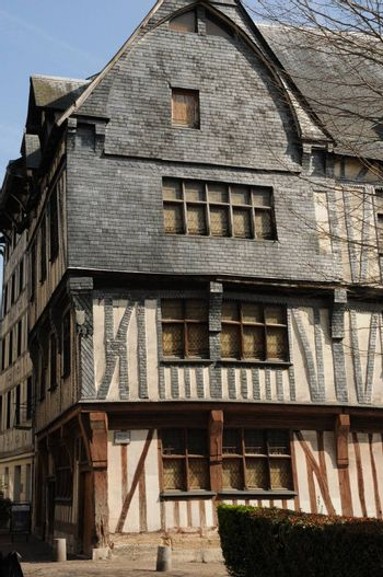 Normandy, the National Museum of Education in Rouen