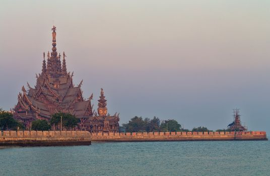 Pattaya Sanctuary of Truth Thailand