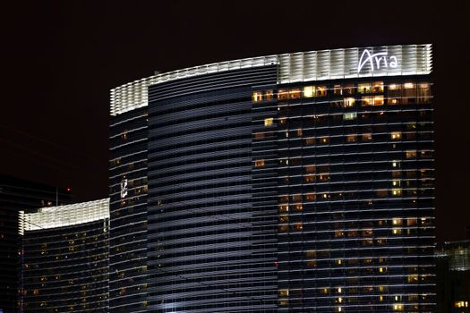 Aria Resort Casino of Las Vegas