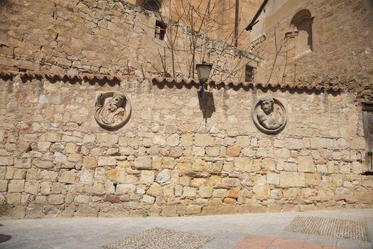 shields on Salamanca wall street