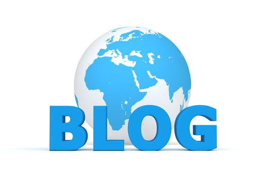 BLOG in Front of the World