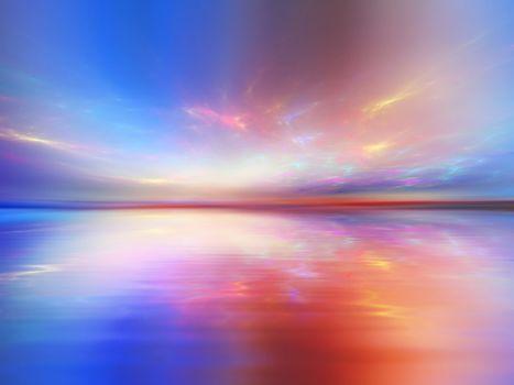 Vivid Sunrise