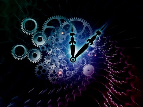 Manufacturing of time