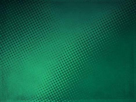 Grunge halftone background