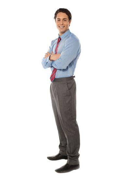 Portrait of a successful mature businessman