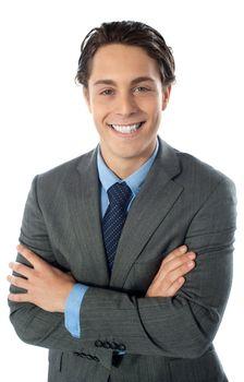 Professional business executive