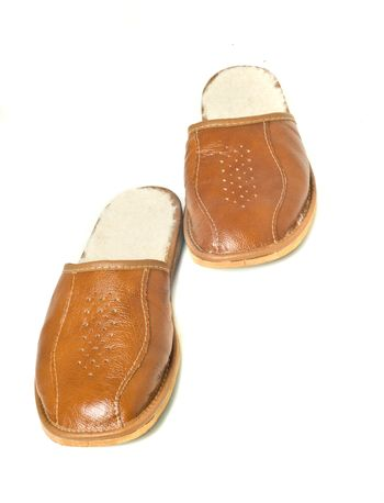 One step closer -  mens house slippers