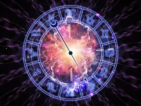 Horoscope dial