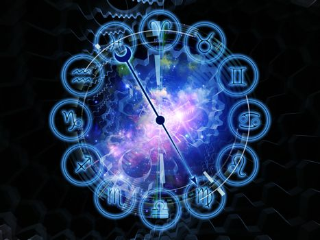 Dial of Zodiac