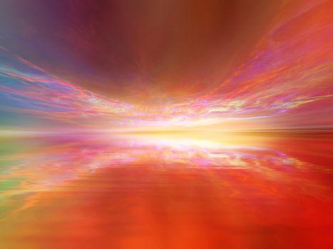 Vibrant Sunrise