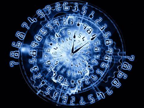 Time mechanism