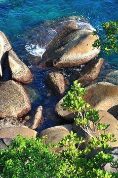 Andaman coast