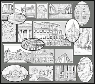 rome and its monuments