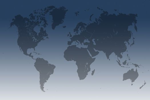 map, world, earth, global, globe, international - D4140653