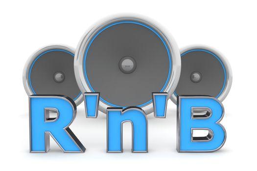 Speakers R'n'B � Blue