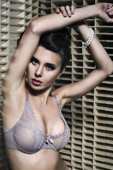 Sexy beauty woman in lingerie