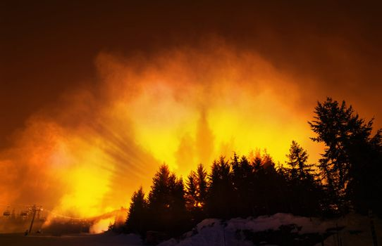 Burning Slopes