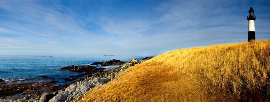 Lighthouse Panoramic
