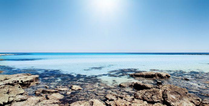 Gorgeous Beach Panorama