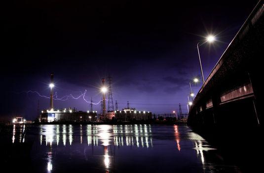 Power Station Strike