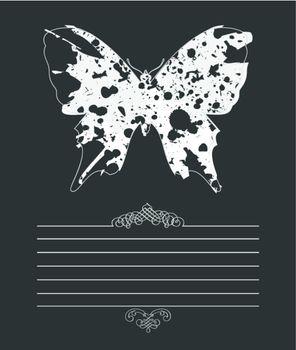 Framework the butterfly