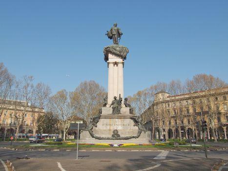 Vittorio Emanuele II statue