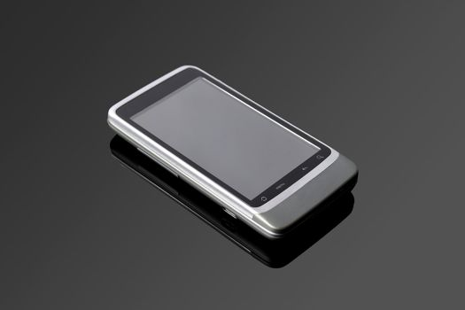 An Android mobile phone