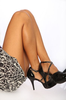 Sexy Legs And Stilettos