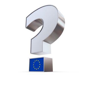 Question Mark - European Union
