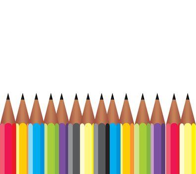 Framework of pencils