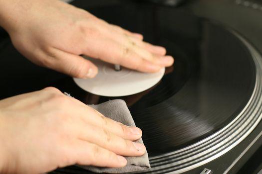 clear vinyl