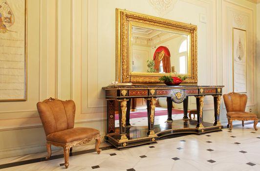 Bosporus Palace Hallway