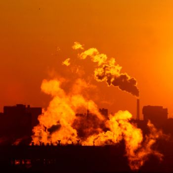 morning warming emissions
