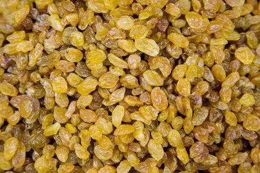raisins in the street shop in Dubai