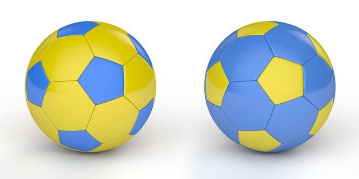Soccer Ball/Football Ukraine