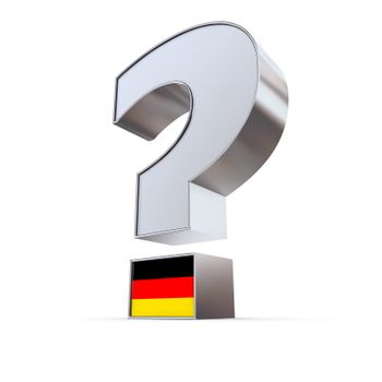 Question Mark - Germany