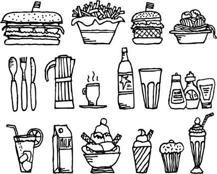 Food and drinks / Restaurant stuff